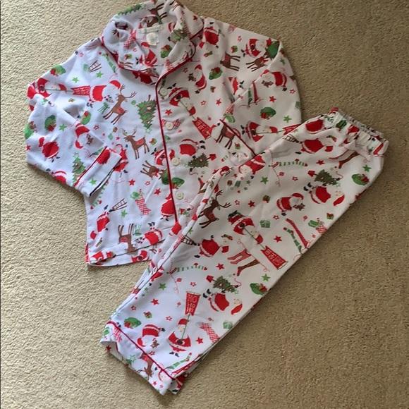 Pottery Barn Kids Pajamas Pottery Barn Christmas Poshmark
